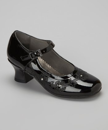 Black Patent Aria Mary Jane