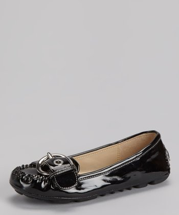Black Patent Julissa Loafer