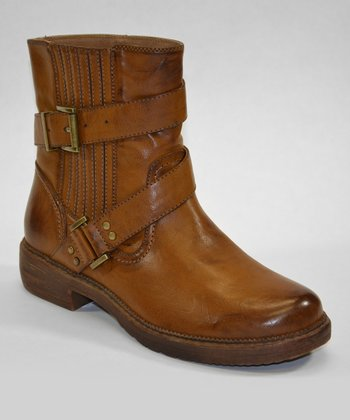 Tan Santa Fe Boot - Women