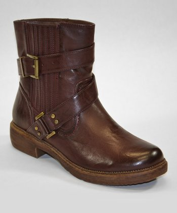 Wine Santa Fe Boot - Women