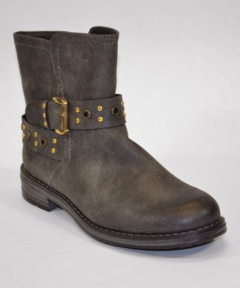 Black Long Branch Boot