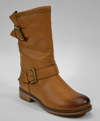 Camel New York Boot