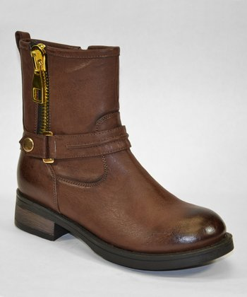 Brown Dallas Boot