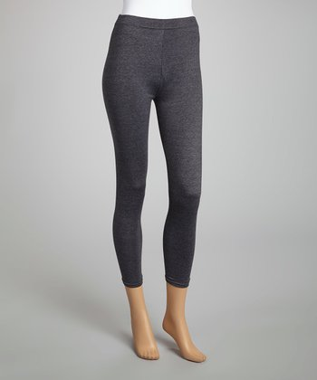 Charcoal Heather Leggings