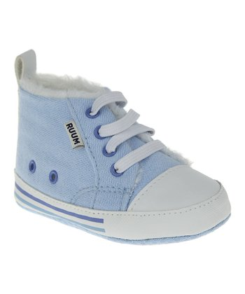 Carolina Blue Baby Crib Sneaker