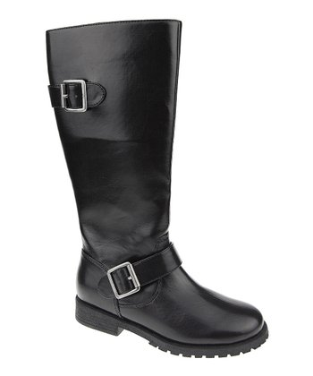Black Riding Boot