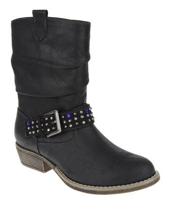 Black Cowgirl Boot