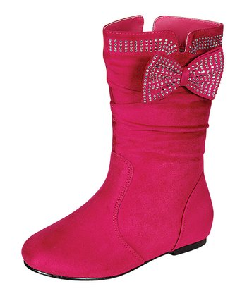 Fuchsia Hotty Boot