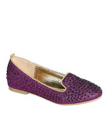 Purple Polly Flat