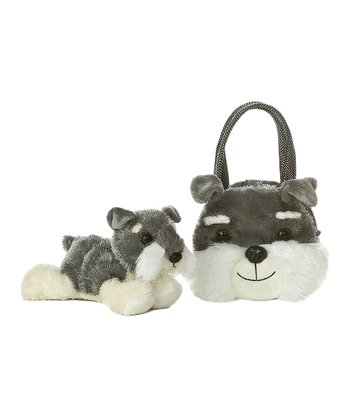 Schnauzer Pet Carrier