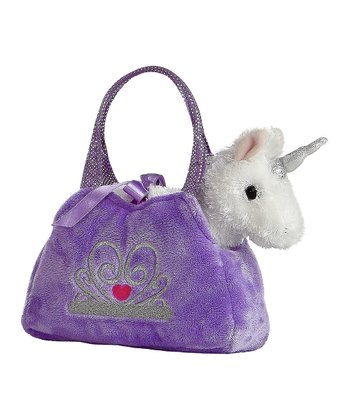 Princess Unicorn Pet Carrier