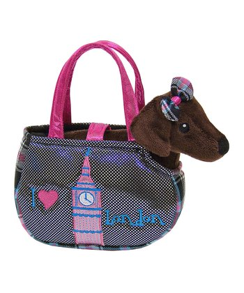 Roxie Doxie London Pet Carrier