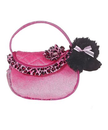 Pink Ruffles Pet Carrier