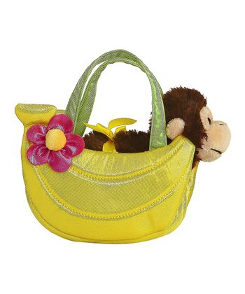 Banana Pet Carrier