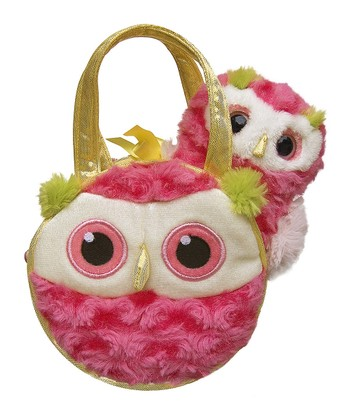 Hoot Owl Pet Carrier