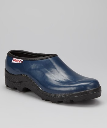 Blue Clog - Women