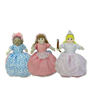 Reversible Cinderella Doll