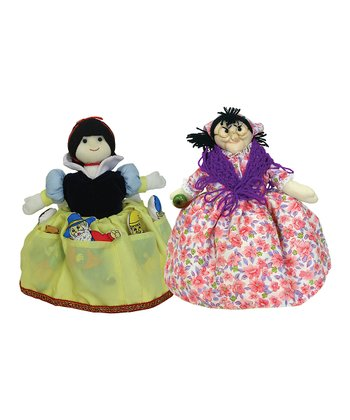 Snow White Reversible Doll