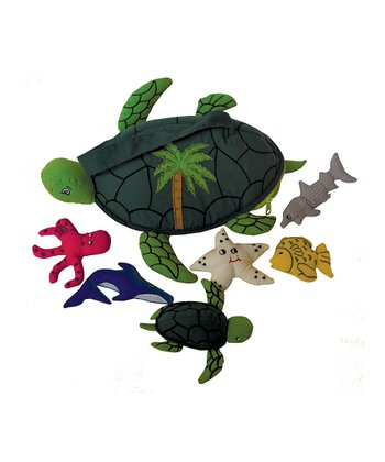 Turtle and Sea Life Friends Set