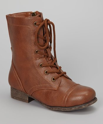 Chocolate Shorbie Boot