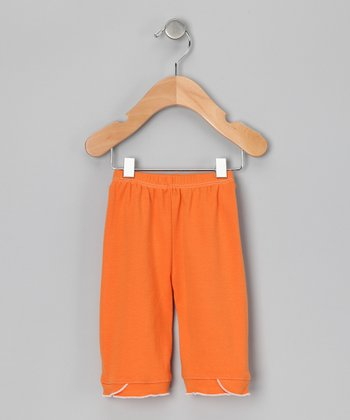 Marigold Organic Capri Pants - Infant