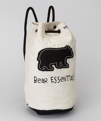 Tan 'Bear Essentials' Tote