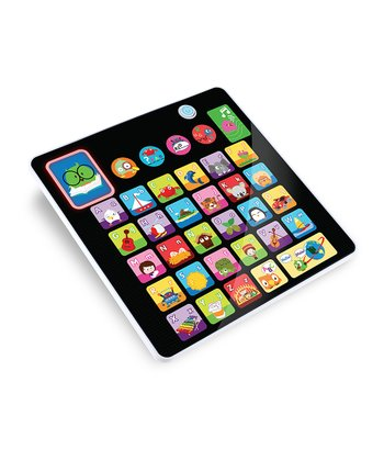 Smooth Touch Electronic Alphabet Tablet Toy