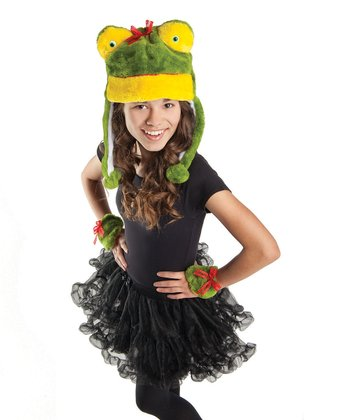 Green Leap Frog Dress-Up Set