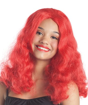 Red-Haired Beauty Wig