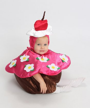 Pink Cupcake Dress-Up Set