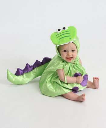 Green Dinosaur Dress-Up Set