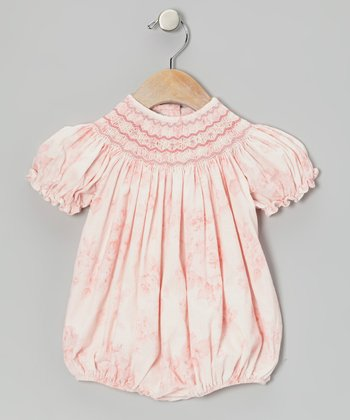 Pink Rose Bishop Bodysuit - Infant