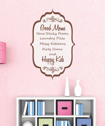 'Good Moms' Wall Decal