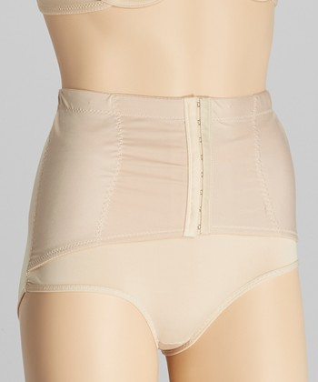 Nude Corset Control Briefs - Women & Plus