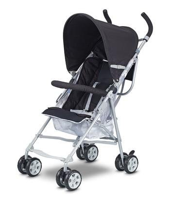 Zooper Star Black Zooper Stomp Umbrella Stroller