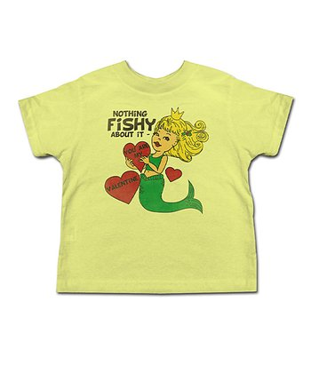 Banana 'Nothing Fishy About It' Tee - Toddler & Kids