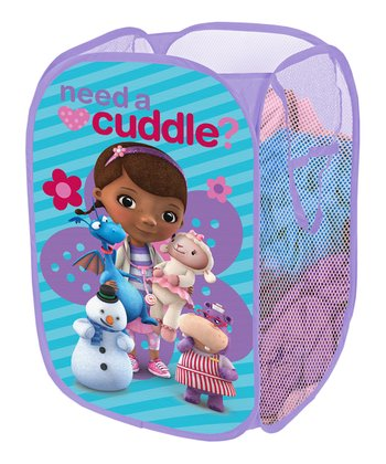 Doc McStuffins 'Need a Cuddle?' Pop-Up Hamper