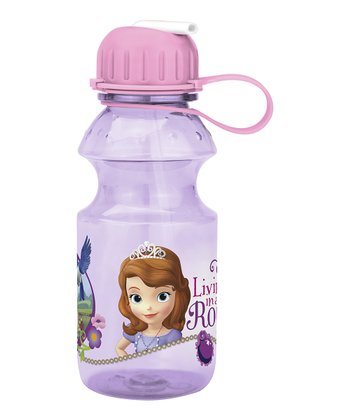 Lavender Sofia Water Bottle