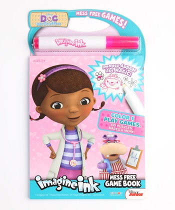 Doc McStuffins Magic Ink Set