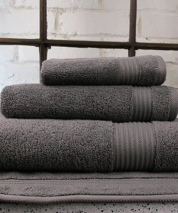 Gray Classic Everyday Towel Set