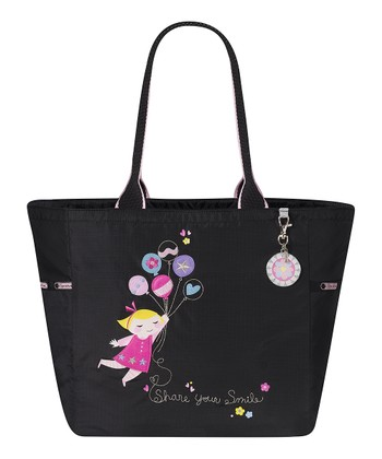 Black Mary's Tote & Charm