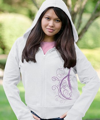 Cloud Abound Zip-Up Hoodie