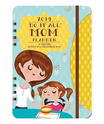 Do It All Mom 2014 Planner