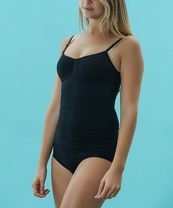 Black Seamless Camisole - Women & Plus