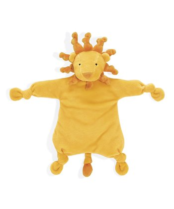 Yellow Knotted Lion Velveteenie Circus™ Plush Toy