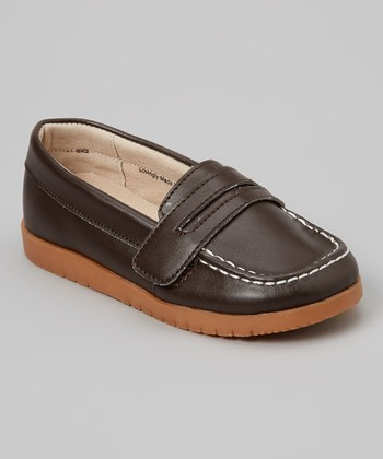 Brown Loafer - Boys