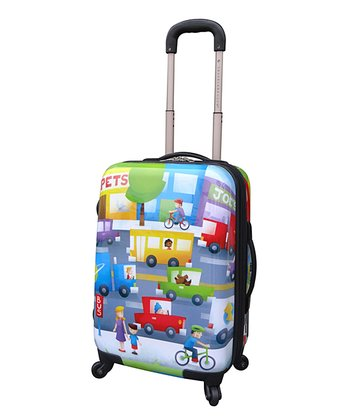 Buy Around the World: Kids' Luggage!