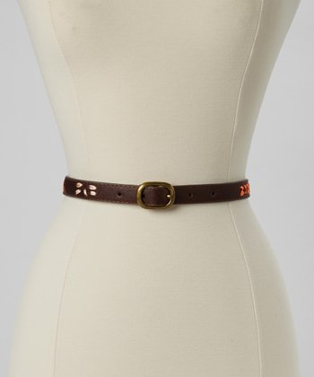 Brown & Orange Belt