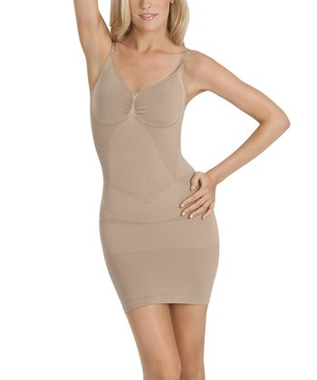 Nude Shaper Slip - Plus