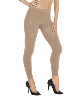 Nude Shaper Leggings - Women & Plus